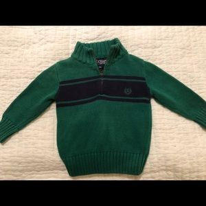 Infant chaps Sweater